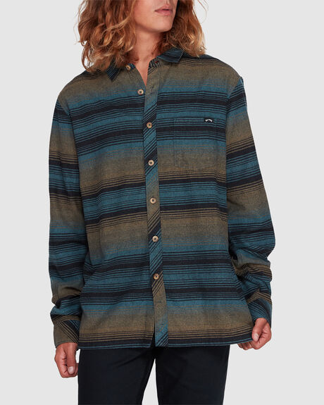 WAVE WASH FLANNEL